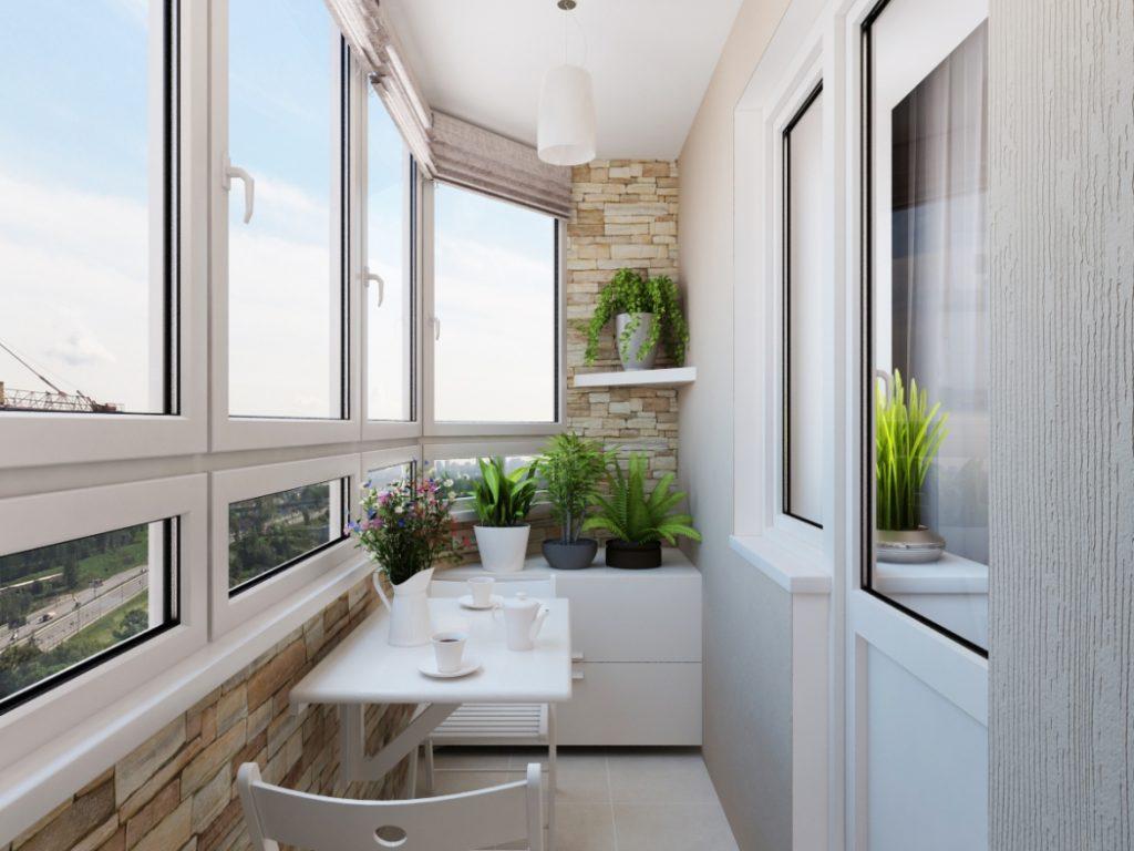 окна на балкон цены