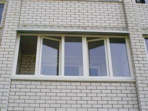 поломка окна